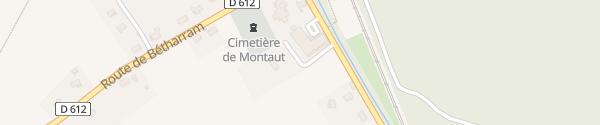 Karte Ecole Publique Montaut