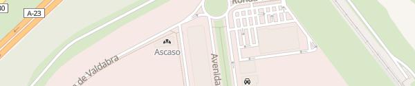 Karte Nissan Talleres y Recambios Morera Huesca