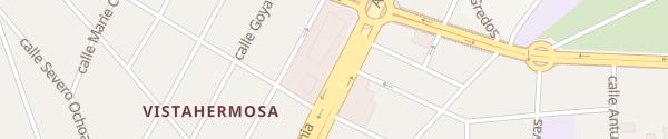 Karte Renault Händler Alicante