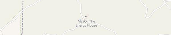 Karte MasQi - The Energy House Banyeres de Mariola