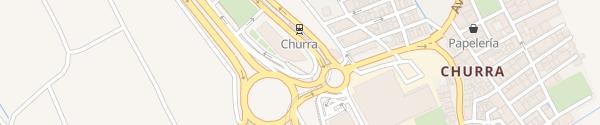 Karte Renault Händler Murcia