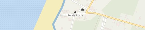 Karte Rue du Huit Mai 1945 Soulac-sur-Mer