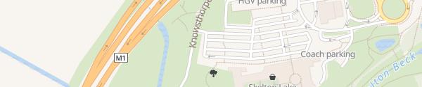 Karte Leeds Skelton Lake Leeds