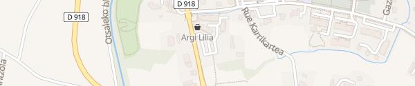 Karte Parking Rue Karrika Saint-Pée-sur-Nivelle