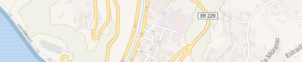 Karte Schnellladesäule Ribeira Brava