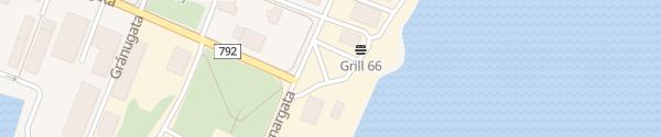 Karte Olís Tankstelle Siglufirði
