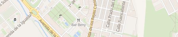 Karte Avia Cuenca