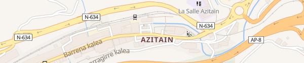 Karte Avia Eibar