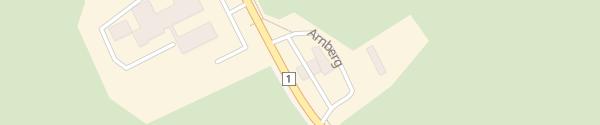 Karte Olís Tankstelle Selfoss