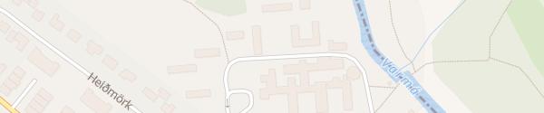 Karte Krankenhaus Hveragerði