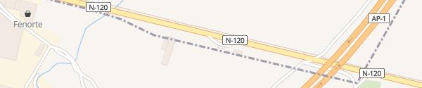 Karte Repsol Tankstelle Cardeñajimeno