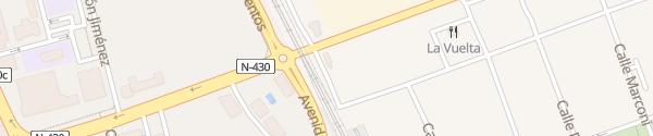 Karte Avia Ciudad Real