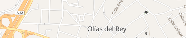 Karte Renault Garage Olias Del Rey