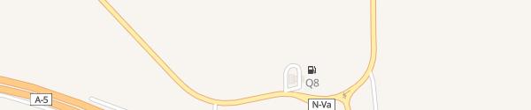 Karte Tankstelle Saras Oropesa