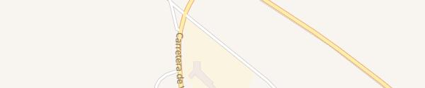 Karte Area de Servicio El Burgo Ranero