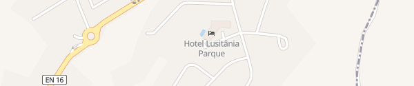 Karte Supercharger Hotel Lusitânia Guarda