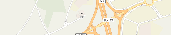 Karte Área De Servicio Outeiro de Rei