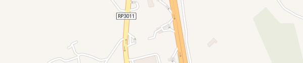 Karte Shell Tankstelle Casablanca
