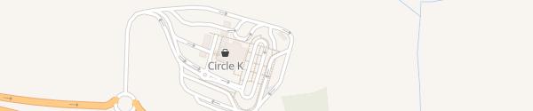 Karte Circle K Fassagh
