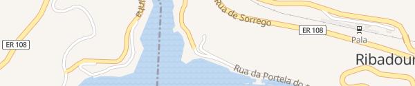 Karte Douro Royal Valley Hotel & Spa Baião