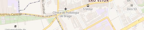 Karte Devesa & Devesa Lda Parking Garage Braga