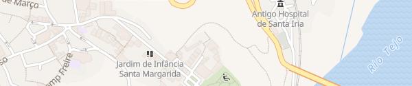Karte Casa da Alcacova Portas do Sol