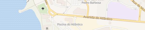 Karte  Viana do Castelo