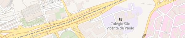 Karte Avenida Marechal Craveiro Lopes Lisboa