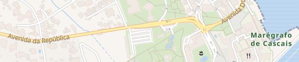 Karte Estacionamento Marechal Carmona Cascais