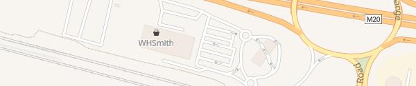 Karte STOP 24 Hythe