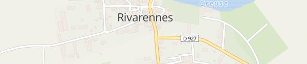 Karte Rue des Dames Rivarennes