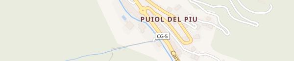 Karte Hotel Palomé Erts