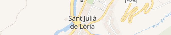 Karte AESE Sant Julià de Lòria