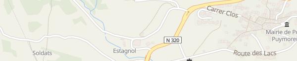Karte Los Camps del Clôt Porté-Puymorens