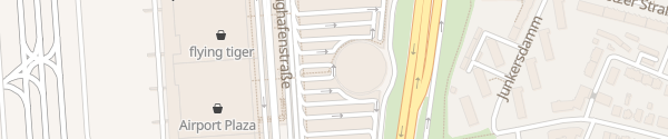 Karte Destination Charger Radisson Blu Hamburg