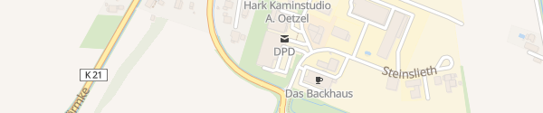 Karte REWE Klein Lengden