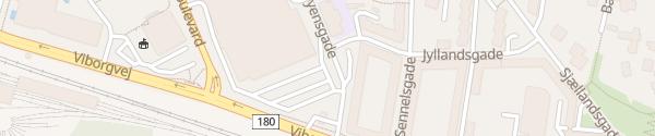 Karte Arena Randers