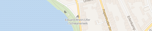 Karte Alsterperle Hamburg