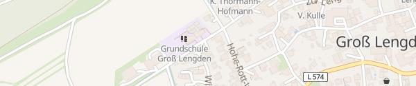Karte Grundschule Groß Lengden
