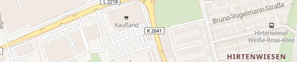 Karte Kaufland Crailsheim