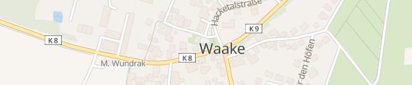 Karte Brothofladen Waake