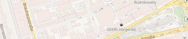 Karte Karstadt Wandsbek Hamburg