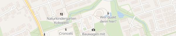 Karte Umweltzentrum Gut Karlshöhe Hamburg