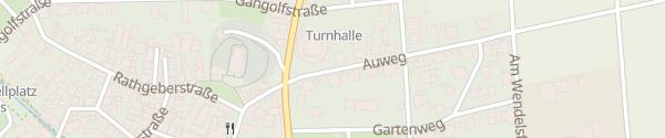 Karte Umweltbildungsstätte Oberelsbach