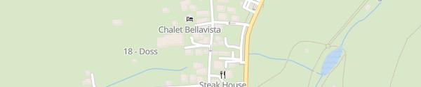 Karte Hotel Lac Salin SPA & Mountain Resort Livigno
