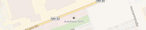Karte Autohaus Sirch Memmingen