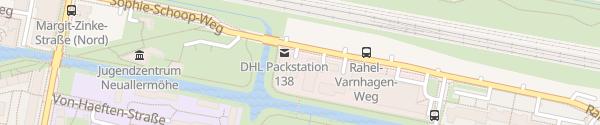 Karte Telekom Allermöhe Hamburg