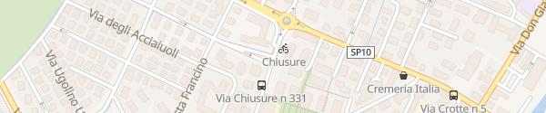 Karte E-Moving Säule Brescia
