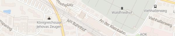 Karte Parkhaus Bahnhof Winsen (Luhe)
