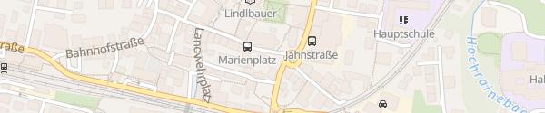 Karte Kirchplatz Immenstadt
